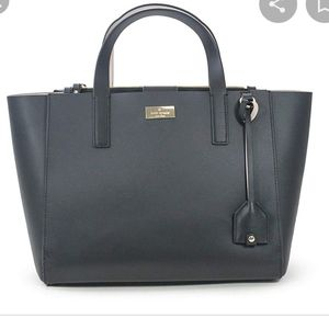 Kate Spade Putnam Drive Nelle Leather Tote